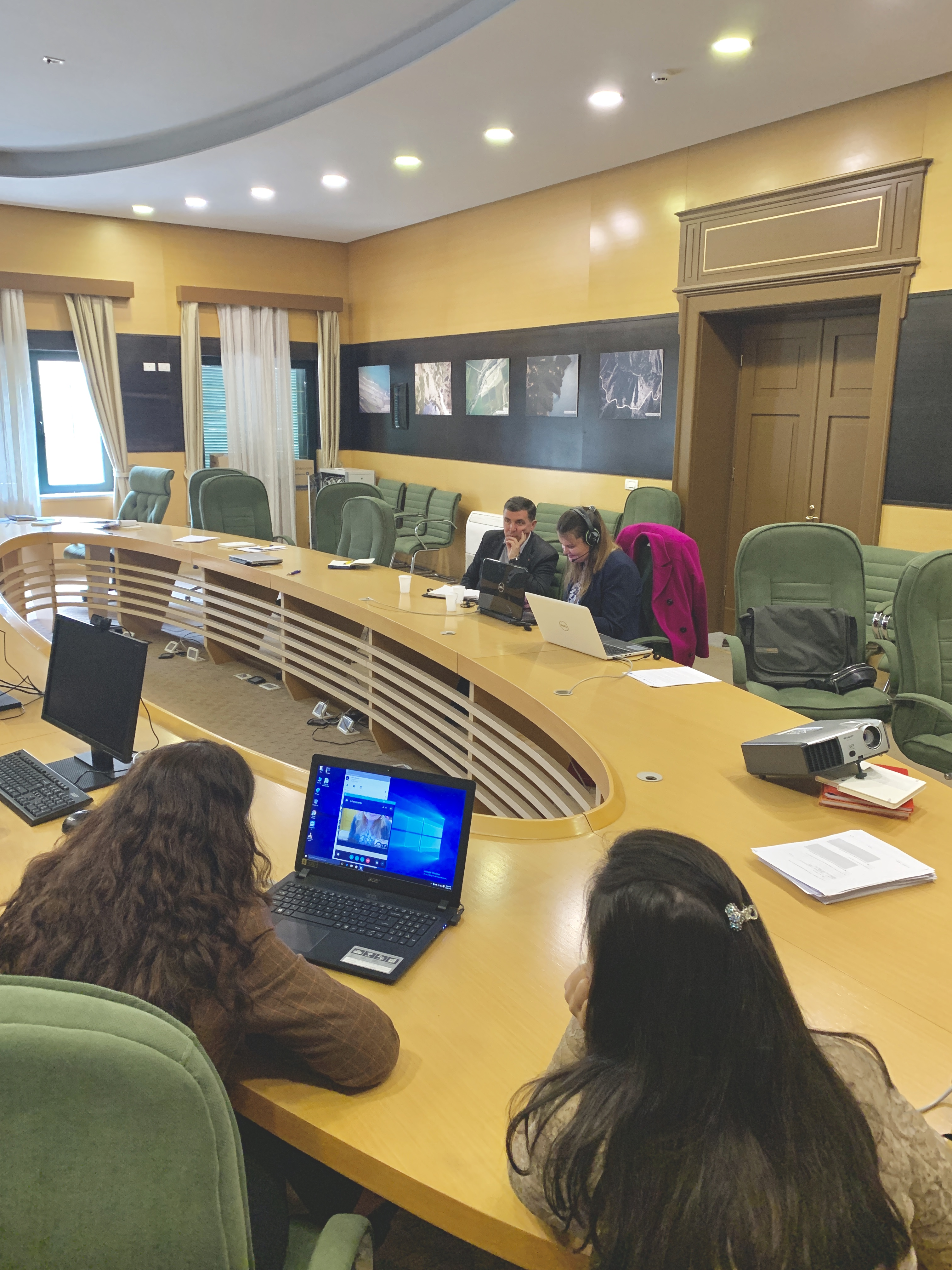 26-29 March 2019 – Training for Asylum Officials on the Use of the MARRI RRIS Interpreter-Scheduling Platform