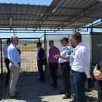 """11 July 2019 – MARRI RC visit to Temporary Transit Center """"Vinojug"""""""