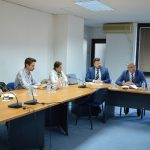 25 September 2019 – Meeting with representatives of FRONTEX, EASO and IOM