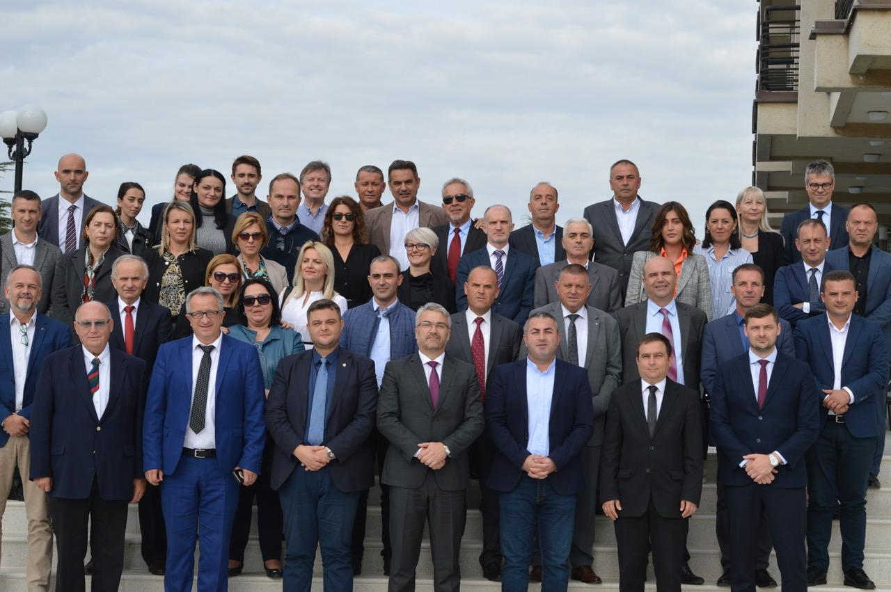 "29 – 31 October 2019 – Regional Conference ""Enhanced collaboration within Western Balkans in providing international protection and respecting the human rights of refugees"" in Ohrid"