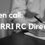 OPEN CALL – Director, MARRI Regional Centre