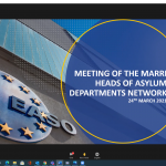 24 March 2021 – Meeting of the MARRI Heads of Asylum Departments Network